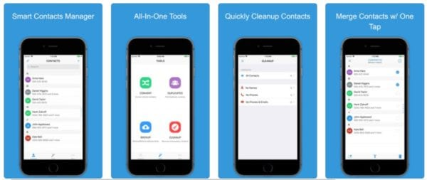 1Contact Pro 600x253 - Zlacnené aplikácie pre iPhone/iPad a Mac #7 týždeň