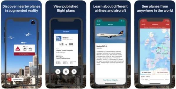 AR Planes 600x305 - Zlacnené aplikácie pre iPhone/iPad a Mac #6 týždeň