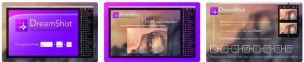 DreamShot 600x123 - Zlacnené aplikácie pre iPhone/iPad a Mac #8 týždeň