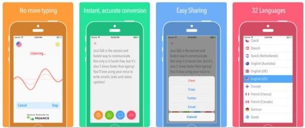 Just Talk 600x253 - Zlacnené aplikácie pre iPhone/iPad a Mac #6 týždeň