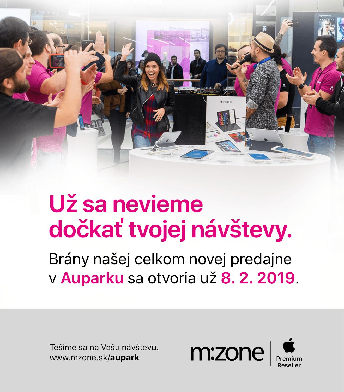 LSA pozvanka1 - m:zone otvára novú predajňu v Bratislave, nepremeškajte jedinečné zľavy