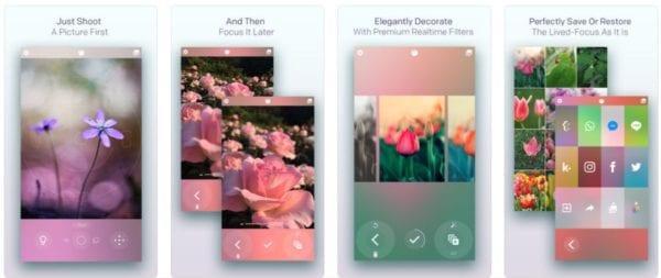 Live Focus 600x253 - Zlacnené aplikácie pre iPhone/iPad a Mac #8 týždeň