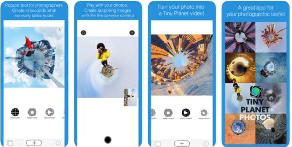 Tiny Planet Photos and Video 600x303 - Zlacnené aplikácie pre iPhone/iPad a Mac #8 týždeň