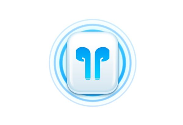 airbuddy icon 600x409 - AirBuddy: užitočná AirPods utilita pre Mac