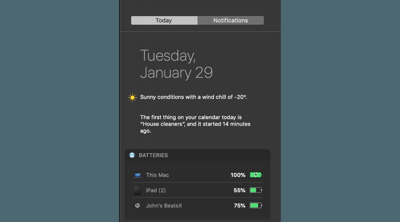 airbuddy widget - AirBuddy: užitočná AirPods utilita pre Mac