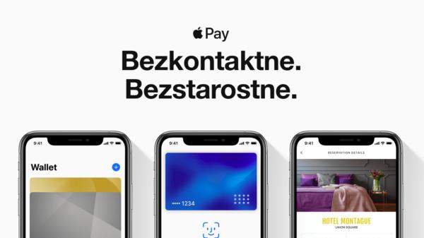 apple pay sk web 600x337 - Slovenská sporiteľňa a N26 potvrdzujú príchod Apple Pay na Slovensko