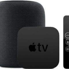 apple tv homepod 240x240 - Gruber: Apple TV sa predáva bez marže, HomePod dokonca pod cenu