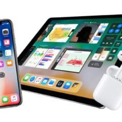 ipad airpods iphone 240x240 - Prvý polrok 2019: nové iPady, nabíjačka AirPower a vylepšené AirPods 2