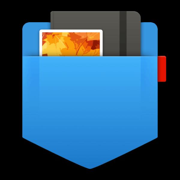 unclutter mac icon 600x600 - Clipboard manažer Unclutter pre Mac za menej než polovicu