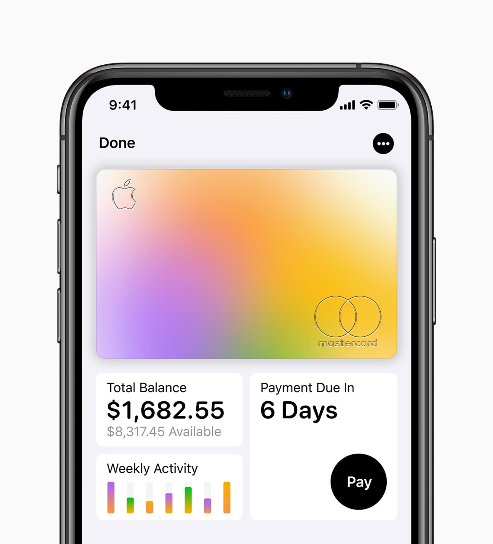 Apple Card iPhoneXS Total Balance 032519 - Pilotný test Apple Card bol spustený