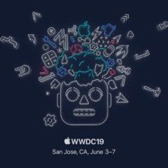 Apple WWDC 2019 03142019 240x240 - Apple právě oznámil datum WWDC 2019