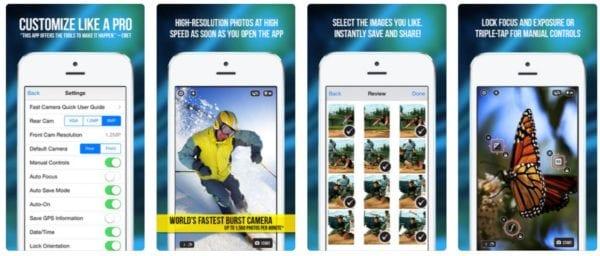 Fast Camera 600x256 - Zlacnené aplikácie pre iPhone/iPad a Mac #9 týždeň