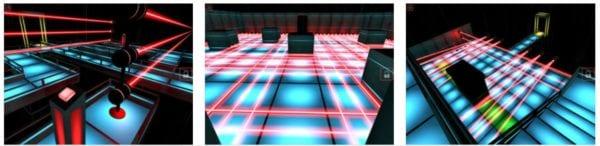 Laser Mazer 600x146 - Zlacnené aplikácie pre iPhone/iPad a Mac #9 týždeň