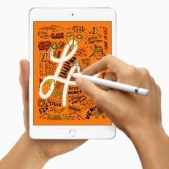 New iPad Mini and supports Apple Pencil 03192019 240x240 - iPad mini ožíva, aj s podporou pre Apple Pencil a rýchlym A12 čipom