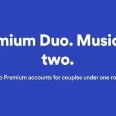 Premium Duo 240x240 - Spotify testuje Premium Duo, predplatné pre páry a spolubývajúcich