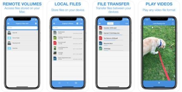 Remote Drive for Mac 600x303 - Zlacnené aplikácie pre iPhone/iPad a Mac #16 týždeň