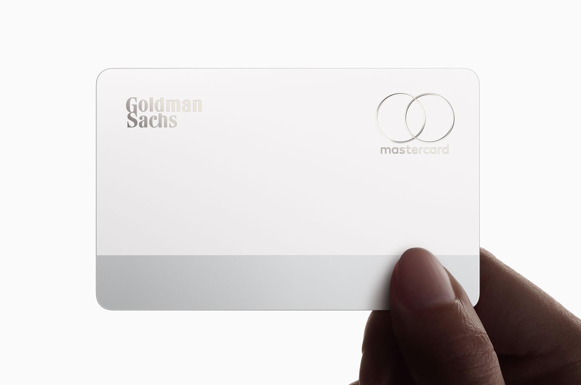 apple card titanium - Apple Card bude spustený v auguste