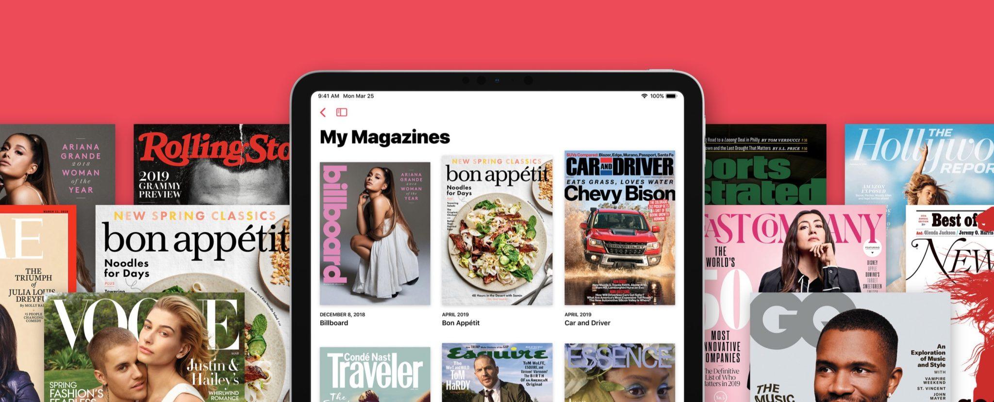apple news red - iOS 12.2 prináša Apple News+, nové Animoji, AirPlay na televízoroch, Powerbeats Pro a ďalšie novinky