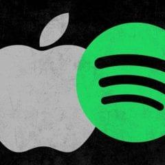 apple spotify logos theringer 240x240 - Apple: Spotify chce všetky benefity App Storu bez toho, aby niečim prispelo