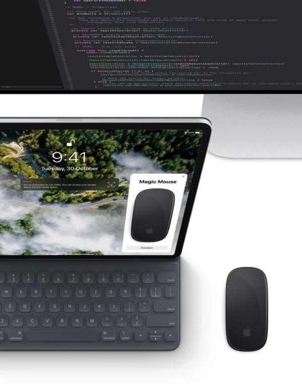 ios 13 concept leo vallet3 e1551898604768 600x778 - iOS 13: krásny koncept ukazuje, ako by mohla vyzerať podpora Magic Mouse na iPade