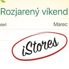 rozjareny vikend istores 240x240 - Rozjarený víkend v iStores: zľavy na vybrané Apple produkty len tento víkend