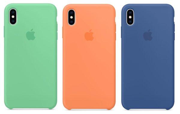 spring iphone cases 1 1 600x379 - Další novinkou představenou tento týden jsou nové Apple Watch řemínky a kryty