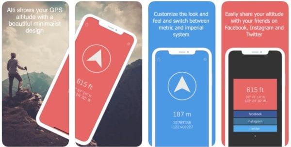 Alti Altimeter Compass 600x303 - Zlacnené aplikácie pre iPhone/iPad a Mac #17 týždeň