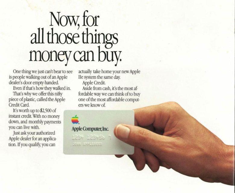 AppleCreditCard002 780x641 - Týždeň v skratke: televízia, magazíny a hry, EKG za hranicami a rozbité klávesnice