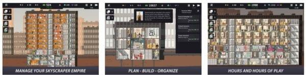 Project Highrise 600x148 - Zlacnené aplikácie pre iPhone/iPad a Mac #14 týždeň