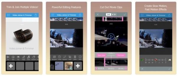 Video Joiner Trimmer Pro 600x258 - Zlacnené aplikácie pre iPhone/iPad a Mac #14 týždeň