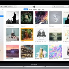 iTunes 12.7 Music section Mac screenshot 001 240x240 - Apple priblížil zmeny v iTunes s príchodom macOS Catalina