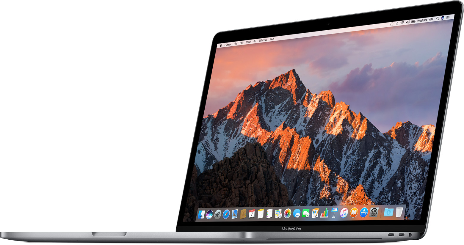 "macos sierra macbook pro thunderbolt3 hero - Nový 16"" MacBook Pro: kedy Apple redizajnuje svoj laptop?"