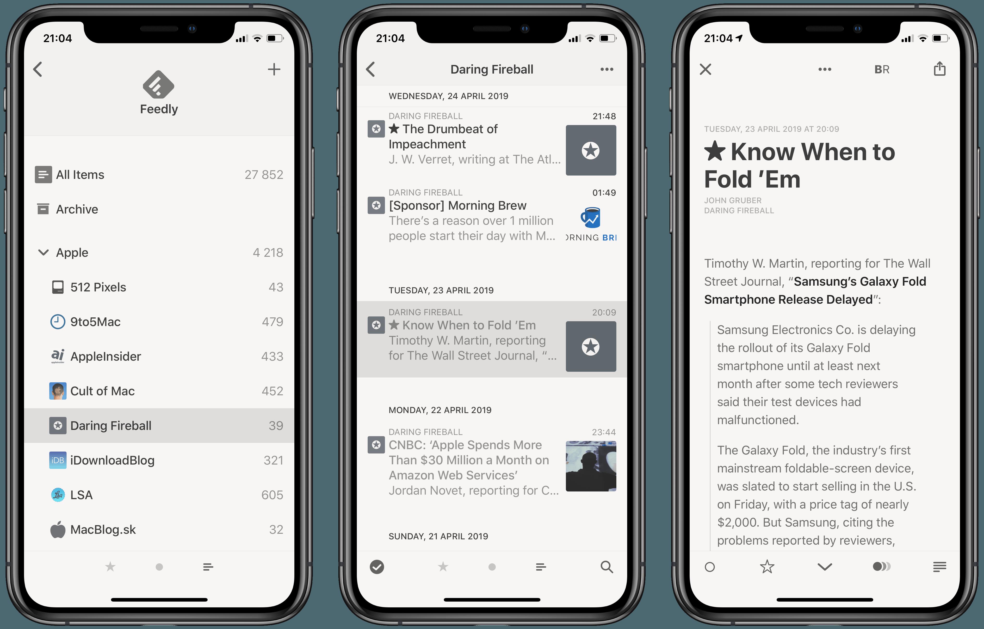 reeder 4 ios - Reeder 4: vyšla nová verzia najlepšej RSS čítačky na Mac a iOS