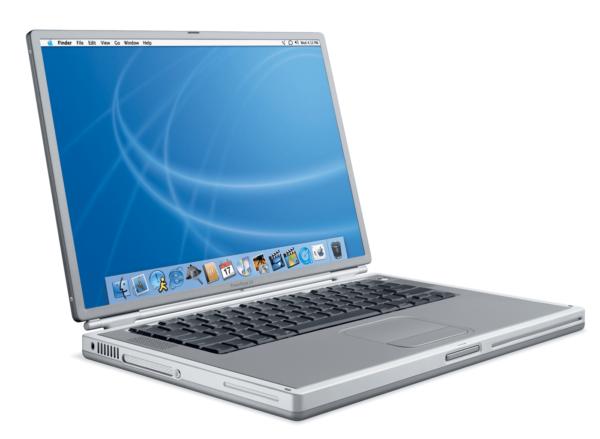 titanium powerbook g4 600x439 - Ako vdýchnuť starému Macu nový život?