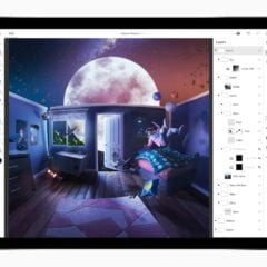 Adobe Max iPad Pro PS CC 10152018 240x240 - Adobe už testuje Photoshop CC pre iPad, zatiaľ len na pozvánku