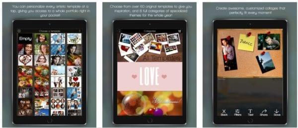 Collage Collection 600x258 - Zlacnené aplikácie pre iPhone/iPad a Mac #19 týždeň