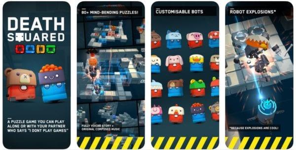 Death Squared 600x304 - Zlacnené aplikácie pre iPhone/iPad a Mac #20 týždeň