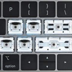MacBook Keyboard Gear TA Wired 240x240 - Apple znova upravil klávesnice, program opravy rozšíril na všetky dostupné modely