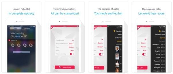 Make A Call Fake Call 600x257 - Zlacnené aplikácie pre iPhone/iPad a Mac #20 týždeň