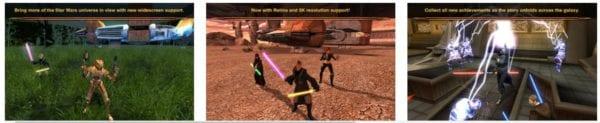 Star Wars Knights of the Old Republic II 600x123 - Zlacnené aplikácie pre iPhone/iPad a Mac #18 týždeň