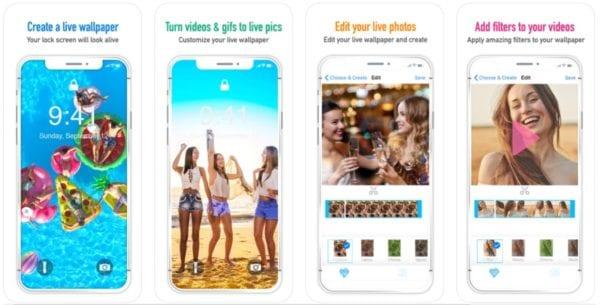TurnLive Live Wallpaper App 600x305 - Zlacnené aplikácie pre iPhone/iPad a Mac #18 týždeň