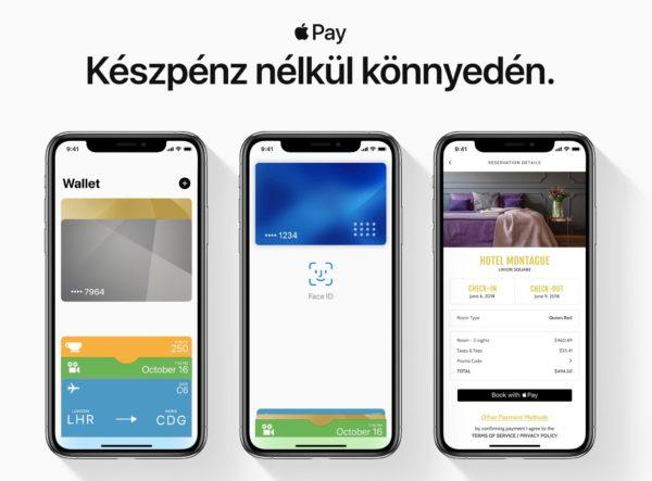 apple pay madarsko 600x443 - Apple Pay je už dostupné v Maďarsku a Luxembursku