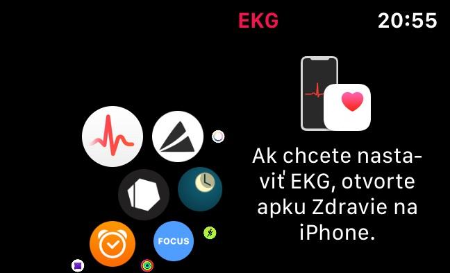 apple watch ekg app - Návod: Ako na meranie EKG s Apple Watch