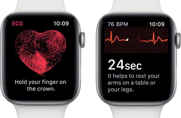 applewatchseries4ecgfeature 600x390 - Apple vydal watchOS 5.2.1, sprístupňuje EKG na Slovensku a v Čechách