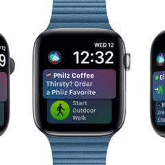siriwatchfaceseries4 240x240 - Máte problémy s Apple Watch Series 3? Apple vám je nově možná vymění za nové Series 4