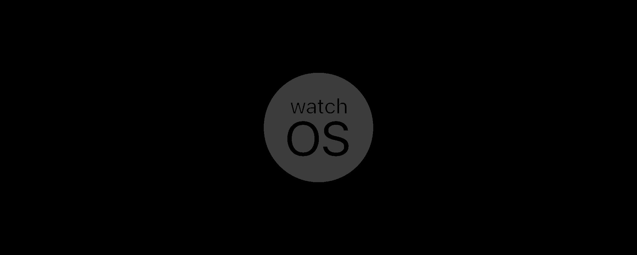 watchOS 4 icon dark - Bloomberg priniesol veľký zoznam noviniek v iOS 13 a macOS 10.15
