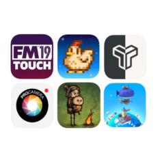 25 2019 zlacnene aplikacie title 240x240 - Zlacnené aplikácie pre iPhone/iPad a Mac #25 týždeň