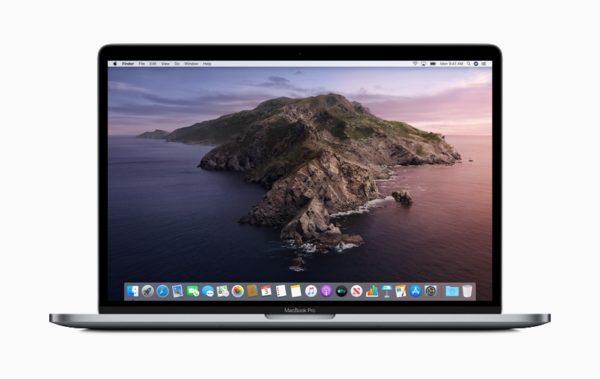 Apple previews macOS Catalina screen 06032019 big.jpg.large  600x379 - Apple registroval 7 nových modelov Mac notebookov