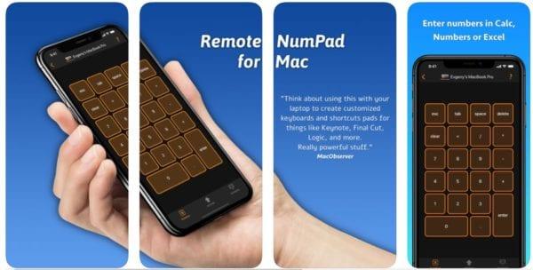 Remote NumPad for Mac 600x304 - Zlacnené aplikácie pre iPhone/iPad a Mac #23 týždeň