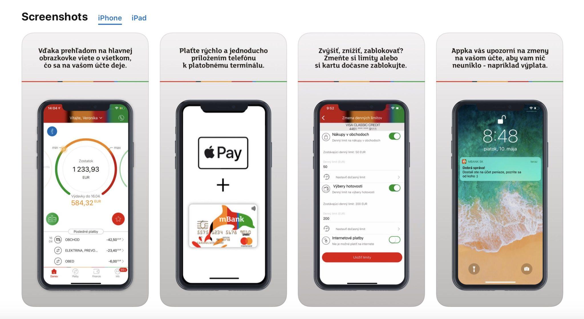 Snímka obrazovky 2019 06 21 o 21.07.37 - Apple Pay na Slovensku už túto stredu, SLSP pozýva novinárov na tlačovku